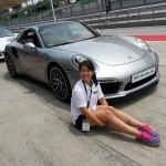 Porsche Driving Experience 2014
