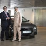 Dick Lee named Brand Ambassador for Audi Singapore