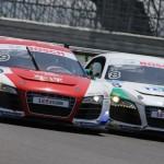 Audi R8 LMS Cup 2014 season opener