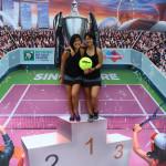 WTA Finals 2015 Singapore – Radwanska edges Kvitova out