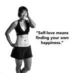 Self-love.