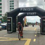 113 TriFactor Bike-Run-Bike Melaka 2017: Most forgiving race thus far